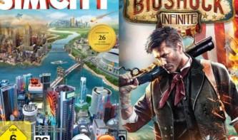 SimCity und Bioshock Infinite für den Mac erschienen
