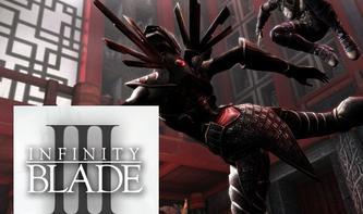 Das Spiel vom Apple-Event: Grafikreferenz Infinity Blade 3 erschienen