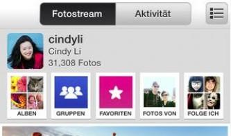 Ein Terabyte Gratis-Speicher und automatischer Upload: Flickr-App wird zum Fotostream-Killer