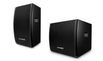 Phonic iSK-Deluxe - Lautsprecherboxen