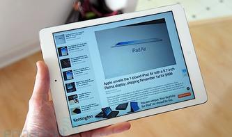 iPad Air: 40-70 Prozent höhere Grafikperformance als das iPad 4