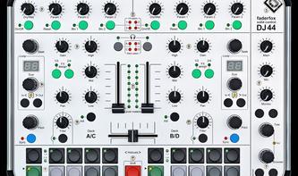 Faderfox DJ44 - Handlicher DJ-Controller
