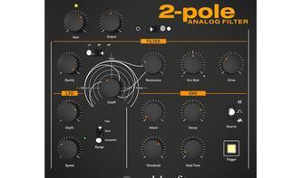 Waldorf 2-Pole - Analoges Filter