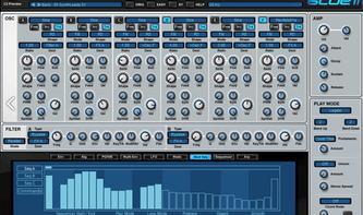 Rob Papen Blue II - Hybrid Synthesizer