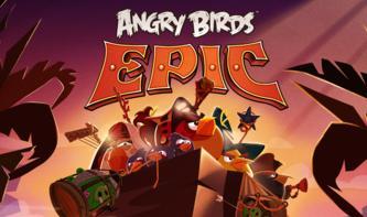 Rovio veröffentlicht Angry-Birds-Rollenspiel Angry Birds Epic