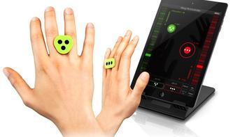 iRing - Gesten-Controller für iPad, iPhone und iPod