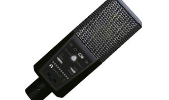 Lewitt DGT 650 - USB Stereo-Mikrofon mit Audio-Interface
