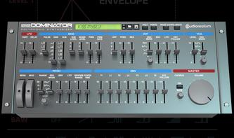 AudioRealism ReDominator - Synth Plug-in