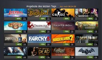 Mac-Spiele: Steam Sommeraktion endet heute, letzte Chance auf Schnäppchenpreise