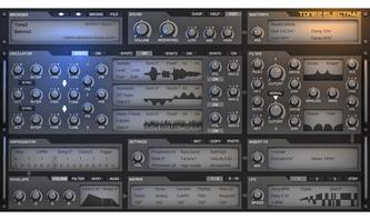 Tone2 Electra2 - Multilayer Synth Plug-in