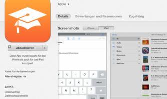 iTunes U 2.0: Kurse erstellen auf dem iPad