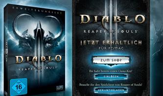 Auch für den Mac: Diablo III - Reaper of Souls veröffentlicht