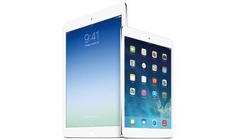 Apple hat Produktion der iPads begonnen