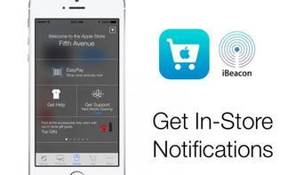 Apple stattet einen Tag vor Keynote seine Läden mit iBeacon- und NFC-Sensoren aus