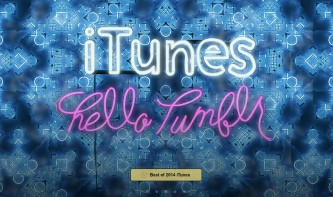 Apple erstellt eigenen Tumblr-Blog für iTunes