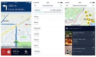 Nokia HERE Maps landet (fast) auf dem iPhone: iOS-App wegen App Store-Problemen noch nicht verfügbar
