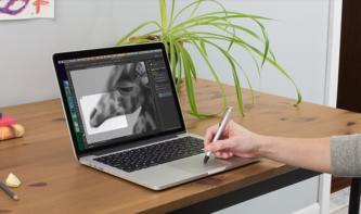 MacBook: Plug-In Inklet verwandelt Force Touch-TrackPad in Zeichen-Tablet