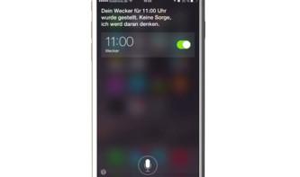 iOS 8 Video-Tipp: Wecker mit Siri stellen – so geht's