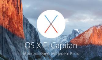 Test: OS X 10.11 El Capitan in der Praxis