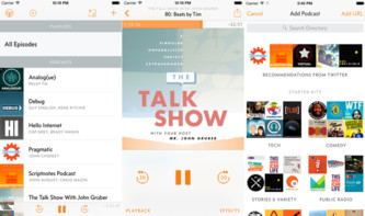 Overcast 2.0: Podcast-Player nun kostenlos