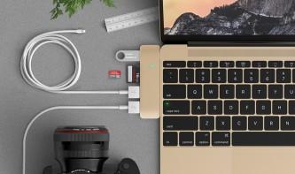 MacBook: Perfektes USB-Type-C-Dock für unterwegs