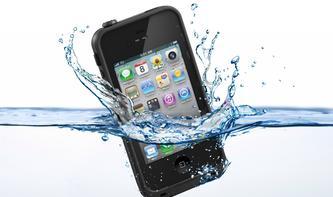 Selbstabdichtende iPhone-Anschlüsse für wasserdichtes Smartphone geplant