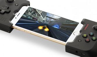 Gamevice: Faltbarer Spiele-Controller mit Akku-Pack für alle iPhones