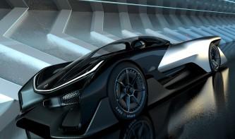 Faraday Future Zero 1: Die Zukunft des Automobils?