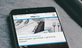 """Mac Life News"" für dein iPhone startet in den Betatest"