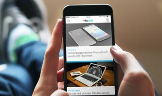 """Jetzt im App Store: """"Mac Life News"""", die wichtigsten Apple-News direkt auf deinem iPhone!"""