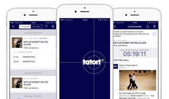 Live Ermitteln mit der neuen Tatort App