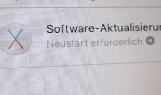 Update auf OS X 10.11.5 soll Fehler beheben