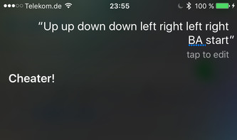Die 30 lustigsten Antworten von Siri auf dem iPhone