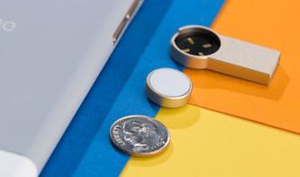 Winziger Magnet sorgt für 256 GByte Extraspeicher beim iPhone