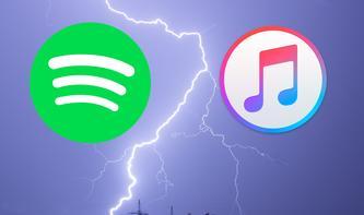 Spotify: Lizenzverhandlungen schwierig wegen Apple Music