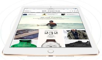 Neues iPad Air am Mittwoch?