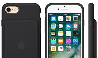 Smart Battery Case für iPhone 7 liefert mehr Strom