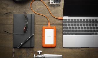 LaCie Rugged USB-C: Schneller wird es nicht