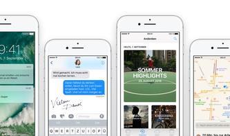 iOS 10 & watchOS 3: Genaue Uhrzeit der Veröffentlichung verraten