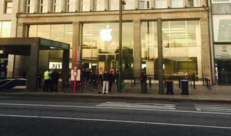 Apple killt den iPhone-Hype: Impressionen vom iPhone-7-Verkaufsstart