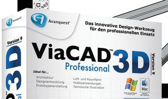 Viacad 3D Professional 9 im Test: Komplett konstruiert