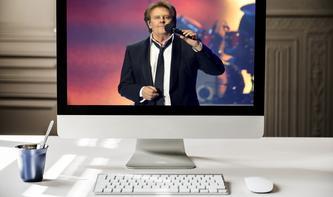 """Hello again"": Wie Howard Carpendale den Mac rettet"