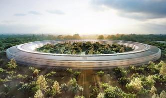 Apple Campus 2 wird nicht rechtzeitig fertig