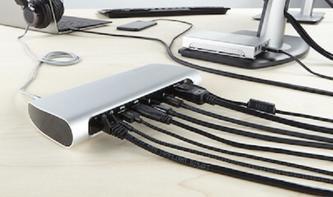 Das ist das perfekte Dock für Apples neue MacBook-Pro-Generation