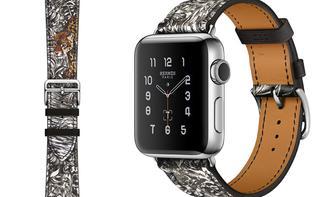 Apple Watch: Neues Hermès-Armband exklusiv in eigenen Boutiquen erhältlich