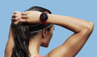Amazfit Pace: Schicker Fitness-Tracker im Uhrenstil