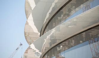 Apple zeigt Innenausbau des Apple Campus 2