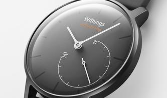 Günstiger Einstieg in das Aktivitätstracking: Armbanduhr Withings Activité Pop stark reduziert