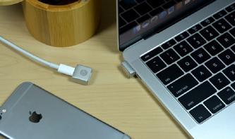 So bringen Sie MagSafe auf das neue MacBook Pro
