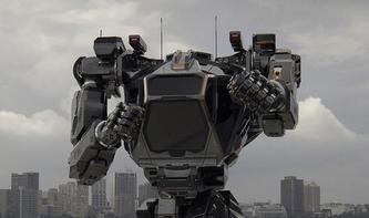 Science-Fiction wird Realität: Erster lebensgroßer Mech in Korea vorgestellt